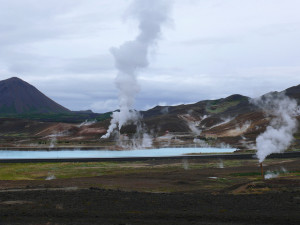 earth's natural geothermal energy