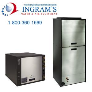 Split-System-Geothermal-Heat-Pump-Package-2Stage