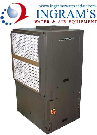 Mcquay International Vfw 1060 5 Ton Geothermal Heat Pump
